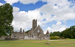 Adare Abbey Royalty Free Stock Image