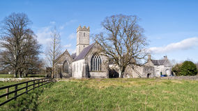 Adare.Augustinian Friary Royalty Free Stock Photo