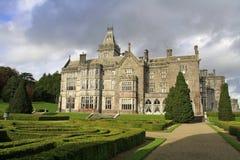 Adare castle. Castle - hotel in Adare - Ireland Royalty Free Stock Photography