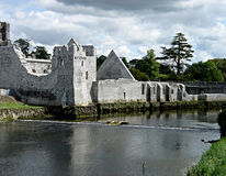 Adare Castle Stock Photo