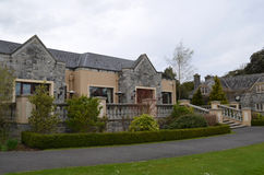 Adare-Landsitz-Golf-Klubhaus in der Limerick-Grafschaft Irland Stockfotografie