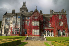 Adare mansion. In west Ireland Royalty Free Stock Image
