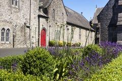 Adare opactwo w limeryka okręgu administracyjnym, Irlandia europejczycy zdjęcie royalty free