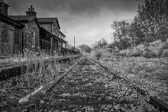 Adare Railway Station Stock Images