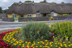Adare Village - County Limerick - Ireland Royalty Free Stock Photography