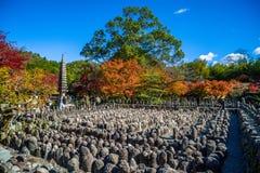 Adashino Nenbutsu-ji Temple, Tokyo Royalty Free Stock Images
