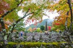 Adashino Nenbutsuji Temple, Kyoto, Japan Stock Image