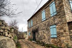 Adatepe-Dorf Stockfoto