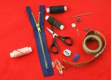 Adattamento degli accessori Immagine Stock Libera da Diritti