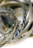 Adatti i braccialetti Fotografia Stock