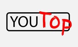Adatti lo slogan per la maglietta e la stampa grafica di vettore degli abiti Fotografia Stock Libera da Diritti