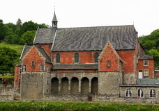 Old Cloister royalty free stock photos