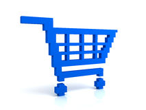 Add to cart button Stock Photo