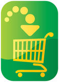 Add to cart button. Add to cart, add to cart button Stock Images