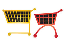 Add to cart - vector Stock Photo