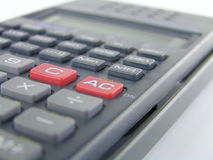 Add it up Stock Photography