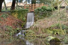 Adderbury Lakes Royalty Free Stock Images