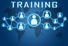Addestramento Immagine Stock