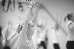 Addestramento attivo di forma fisica Immagini Stock Libere da Diritti