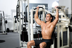 Addestramento di ginnastica fotografia stock