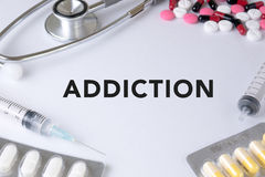 Addiction Royalty Free Stock Photography