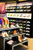 Addidas store in hong kong Royalty Free Stock Image
