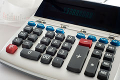 Adding Machine Stock Images