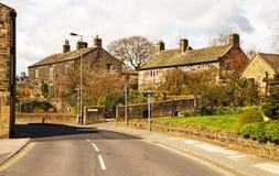 Addingham, Yorkshire Engeland Stock Foto's
