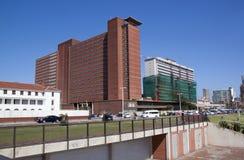 Addington医院在Pocess被再磨光在德班 库存照片