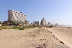 Addington-Krankenhaus in Durban, Südafrika, das geüberholt wird Stockfotos