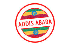 Addis Ababa Photos libres de droits
