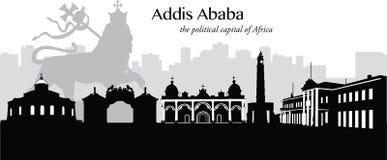 Addis Ababa, Ethiopie Photo stock