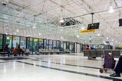 Addis Ababa International Airport, Etiópia Foto de Stock Royalty Free