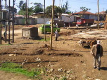 Addis-Abeba, Etiopia Immagini Stock Libere da Diritti