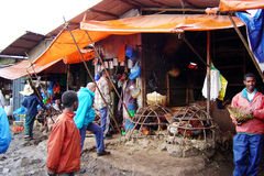 Addis-Markt Stockbilder