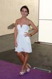 Addison Timlin kommt im ABC/DisneyInternational Upfronts an Lizenzfreie Stockfotografie