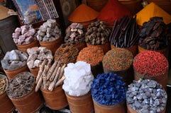 Additifs, assaisonnements et saveurs qui rendent la nourriture plus savoureuse, plus attrayant, parfumé et plus sain Ayez souvent photo libre de droits
