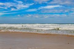 Addo Elephant National Park-Meeresgebietlandschaft, Südafrika Lizenzfreies Stockbild