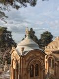 Addolorata Cemetery Lizenzfreie Stockfotos