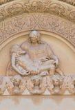 Addolorata Church. Corigliano-d'Otranto. Puglia. Italien. Lizenzfreie Stockbilder