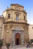 Addolorata-Kirche Stockbilder