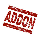 Addon Royalty Free Stock Images