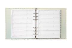 Address Book Stock Photos
