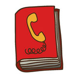 address book symbol icon with cover vector illustration