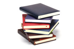 Address books Stock Photography