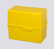 Address storage box Stock Photo