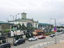 Ade meridional del  del faÑ del embarcadero del transbordador de la estrella, Hong Kong Fotografía de archivo libre de regalías