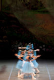 Ade Rayanti Ballet Performance Royalty Free Stock Images