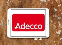 Adecco-Logo Stockfoto