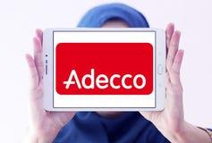 Adecco-Logo Stockbilder